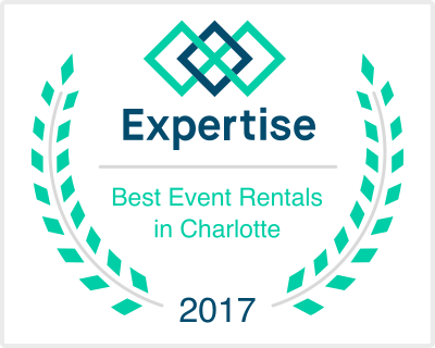 Expertise: Best Event Rental Companies in Charlotte 2017
