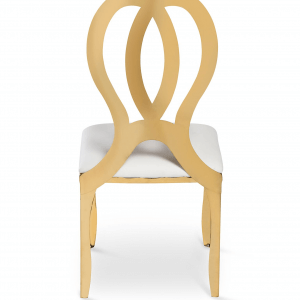 GOLD VALENTINO CHAIR