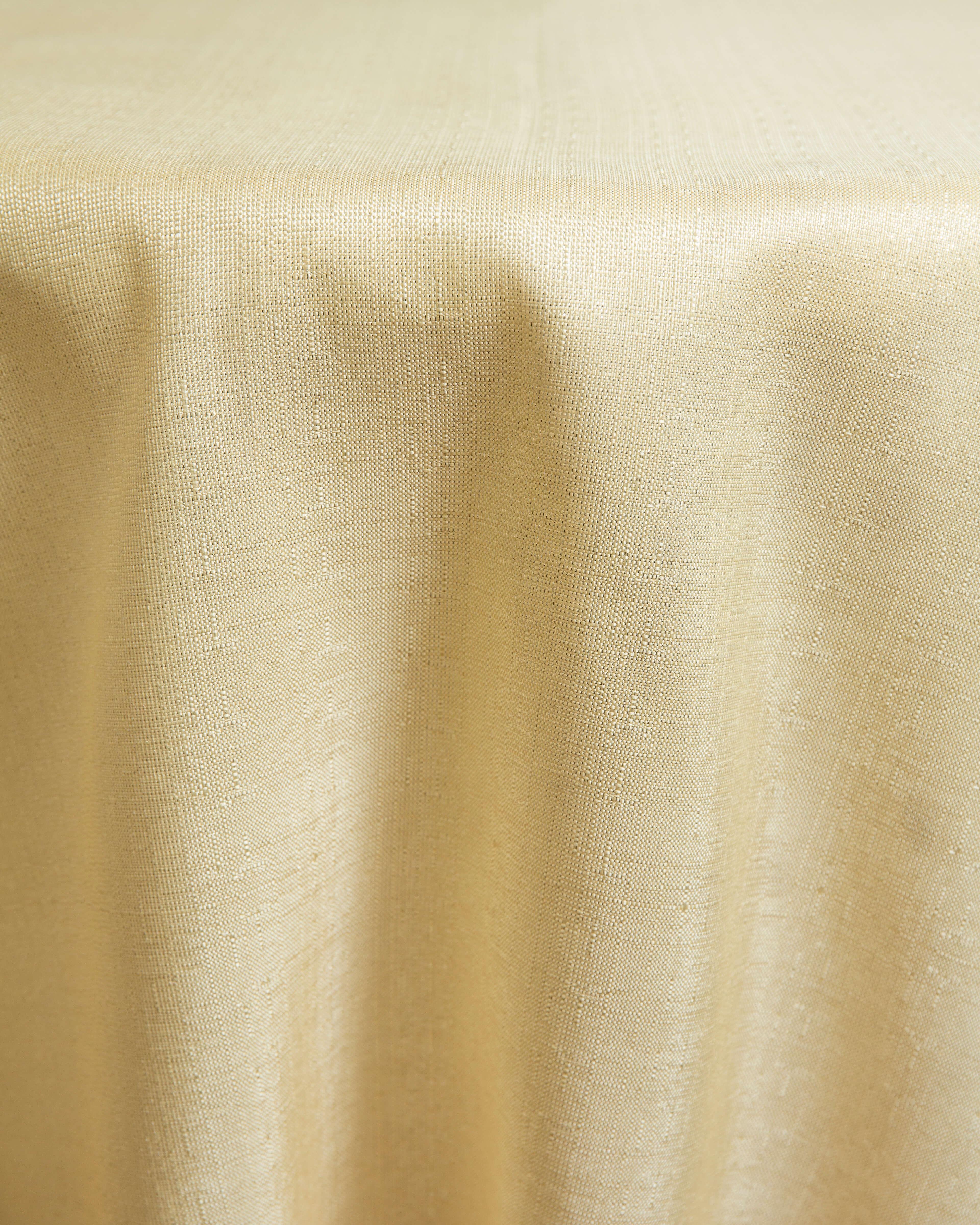 ivory shimmer linen