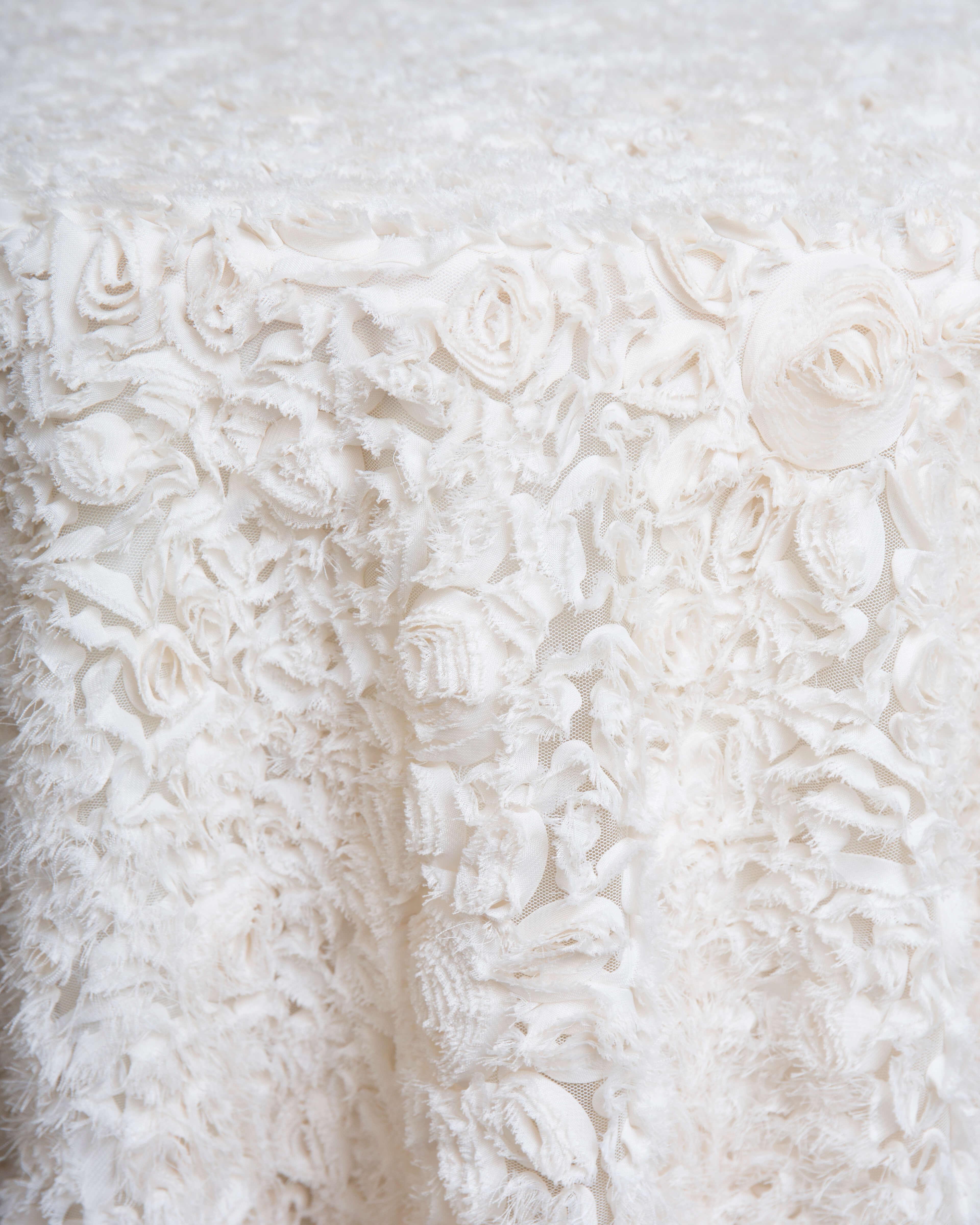 ivory luxury linen