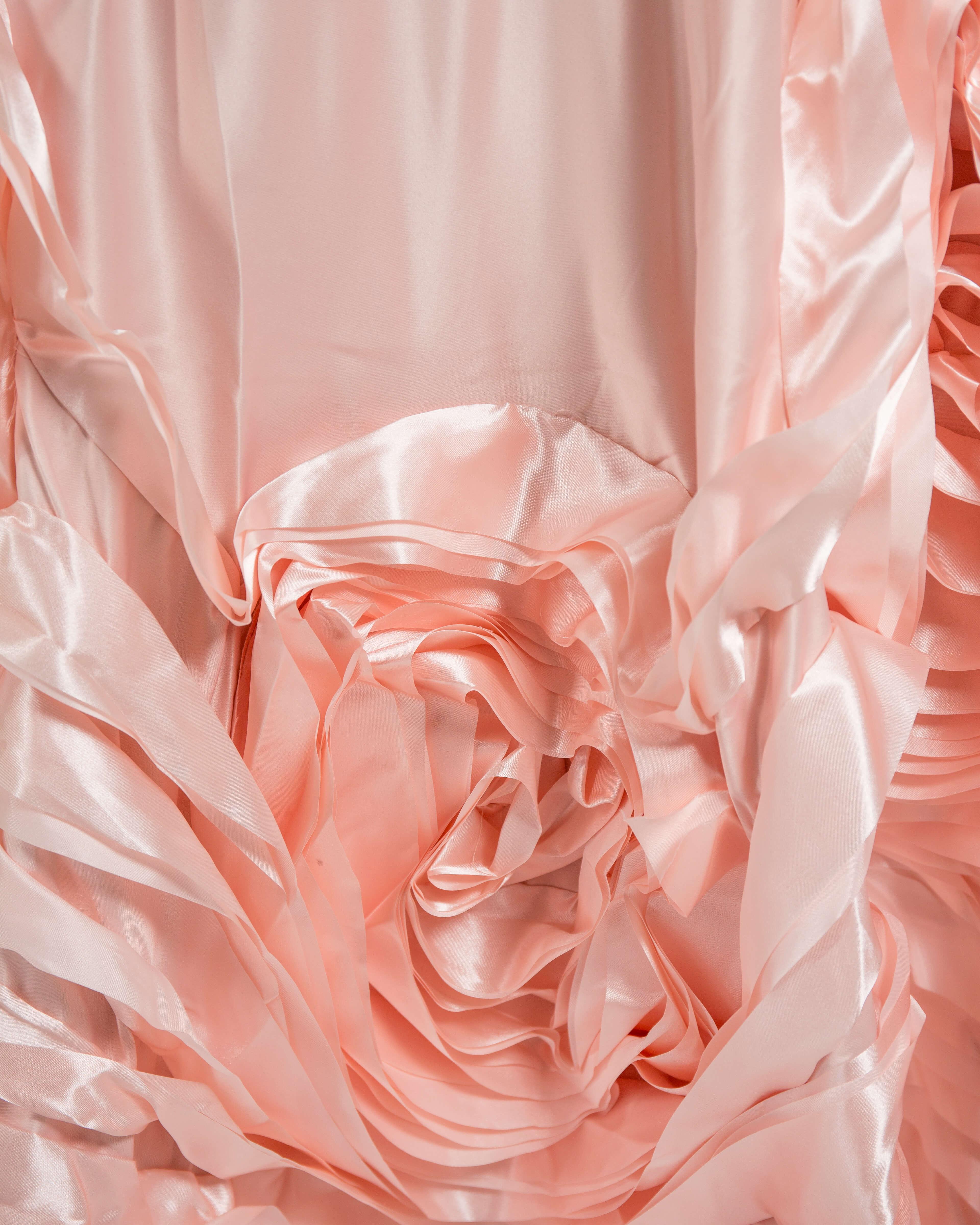 Luxury Linens. Blush Garden Rose