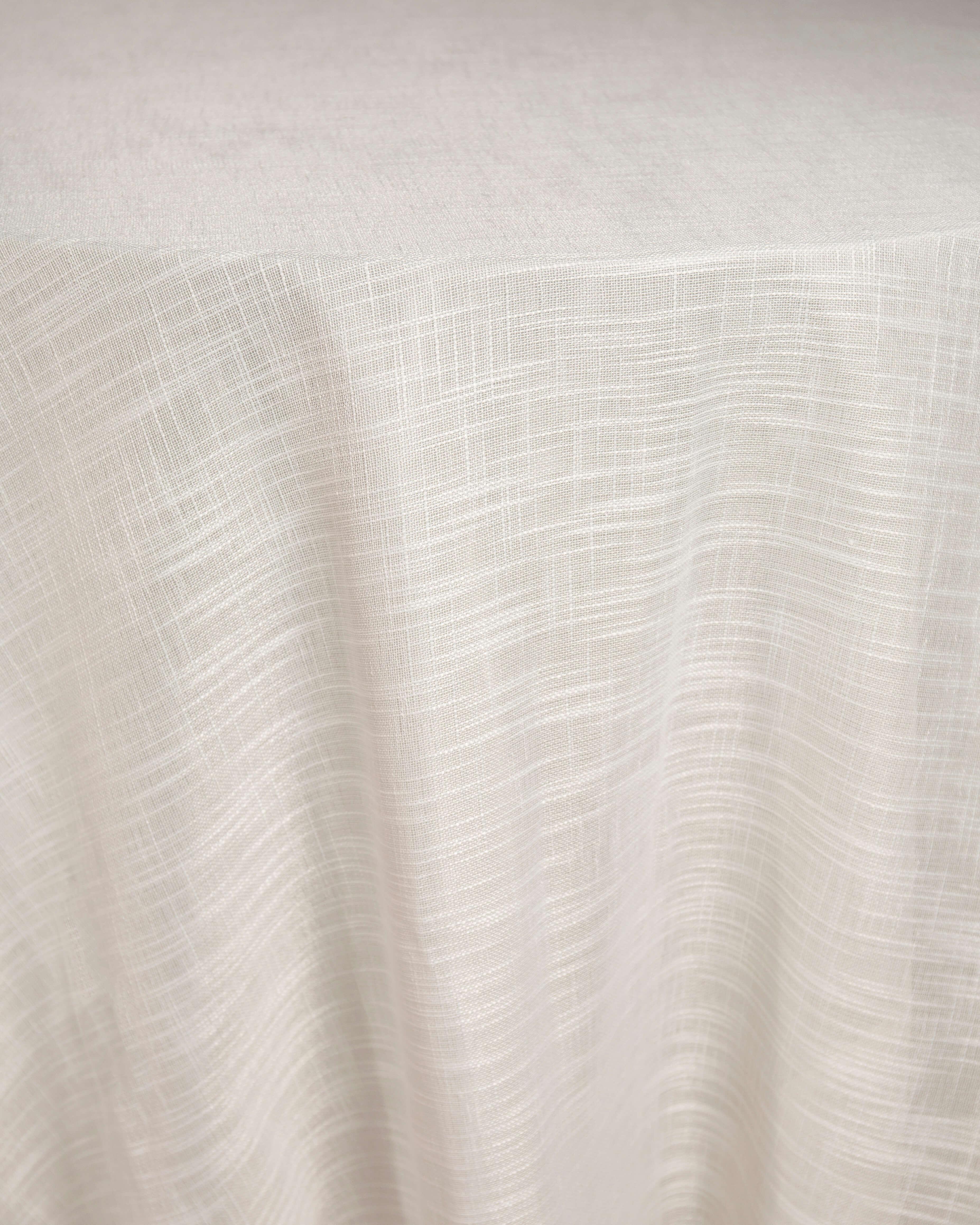 white linen rental