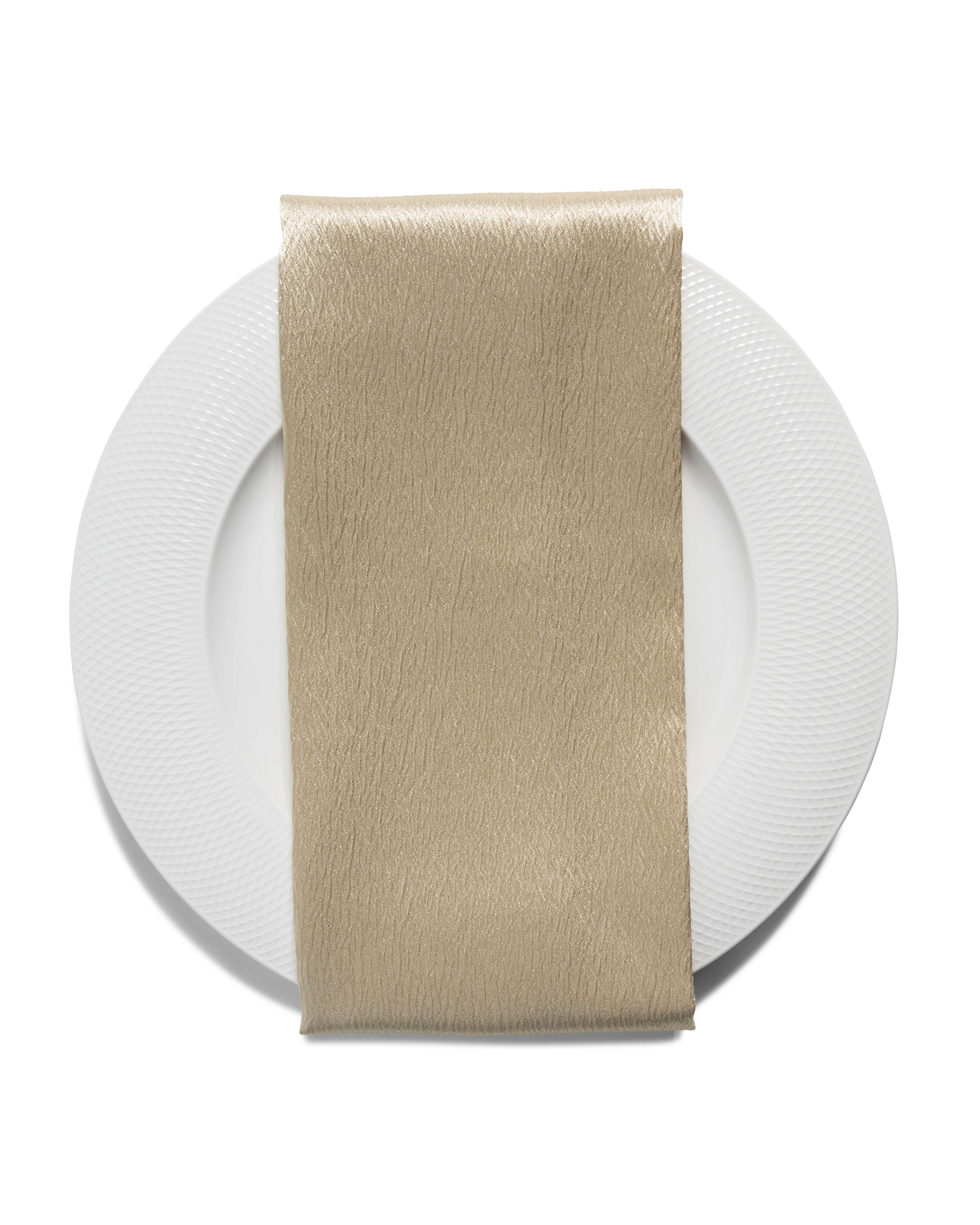 champagne napkin rental
